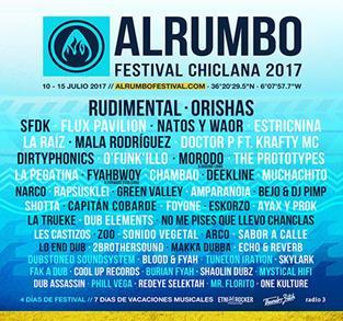 BUSCO GENTE PARA IR AL RUMBO FESTIVAL EN CHICLANA