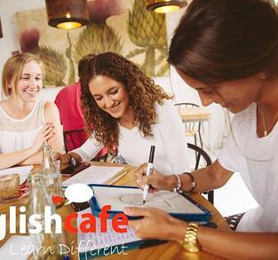 CLASES DE CONVERSACIÓN DE INGLÉS - ENGLISHCAFE