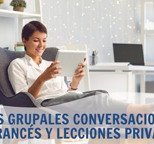CLUB CONVERSACIONAL DE FRANCÉS CADA SEMANA