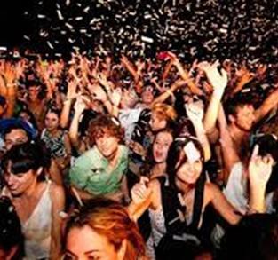 CUADRILLA PARA FESTIVALES INDIE ROCK/POP