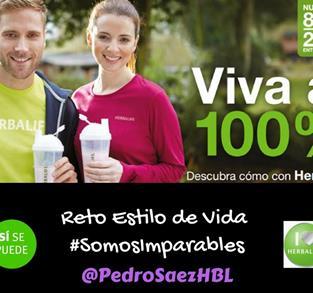RETO ESTILO DE VIDA HERBALIFE