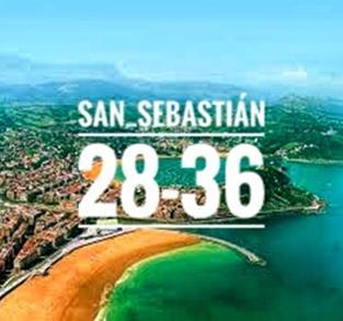 SAN SEBASTIÁN | 28-36