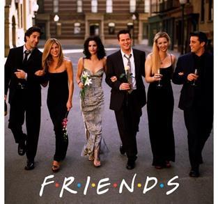 FRIENDS EN TOLEDO