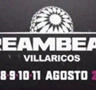 DREAMBEACH VILLARICOS 2019