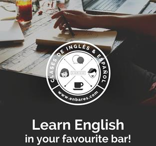 LEARN ENGLISH IN YOUR FAVOURITE BAR