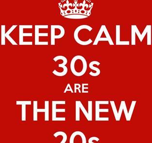LOS 30 SON LOS NUEVOS 20.