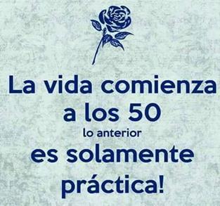 MATRIMONIOS DE 50 A 60 AÑOS