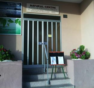 NATURAL CENTRE