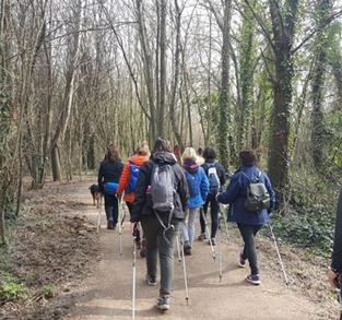 NORDIC WALKING&NATURA