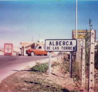 NUEVOS EN EL BARRIO - LA ALBERCA