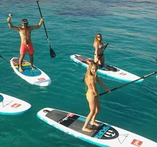 PADDLE SURF (SUP )