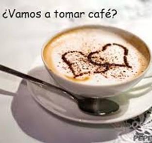 QUEDADAS TOMAR  UN CAFÉ  Y CHARLAR
