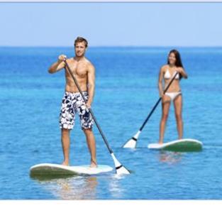 SALIDAS PADDEL SURF