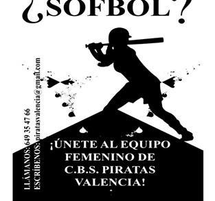 SOFBOL FEMENINO EN VALENCIA