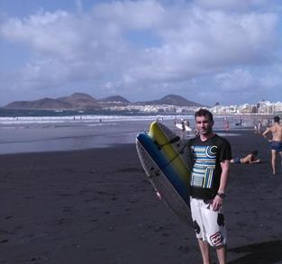 SURFING, CAMINATAS, MUSEOS, VISITAS, ETC..