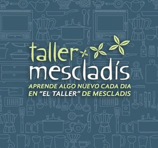 COCINA INTERCULTURAL Y SOSTENIBLE MESCLADIS