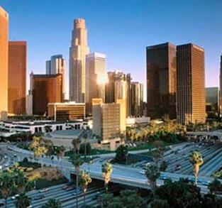 VIAJE A LOS ANGELES