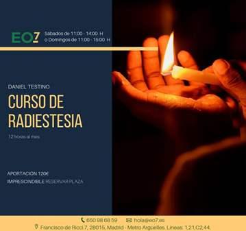 CURSO DE RADIESTESIA: CAMINANDO HACIA UNO MISMO