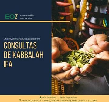 SESIÓN: CONSULTA KABBALAH IFA