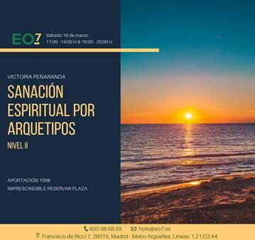 CURSO: SANACIÓN ESPIRITUAL POR ARQUETIPOS