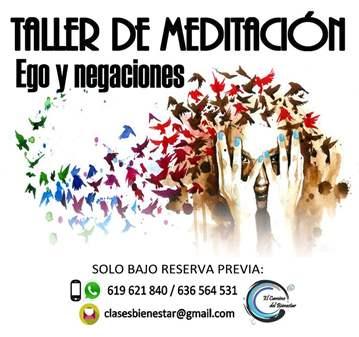 TALLER DE INTEGRACIÓN EGO Y NEGACIONES