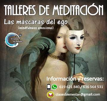 TALLER: MINDFULNESS EMOCIONAL - LAS MÁSCARAS DE...