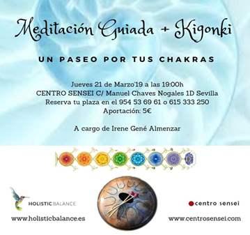 MEDITACIÓN GUIADA + KIGONKI + DEMO AVS