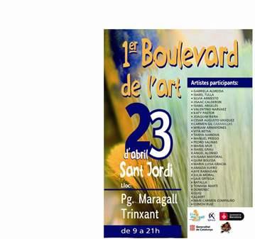 EVENTO: 1ER BOULEVARD DE L'ART