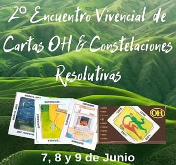 TALLER: 2º ENCUENTRO VIVENCIAL CARTAS OH Y CONS...