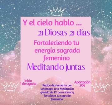 ENTRENAMIENTO: 21 DE MEDITACIÓN FORTALECIENDO E...
