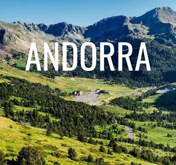 ESCAPADA: 5-6 OCTUBRE: ESCAPADA A ANDORRA