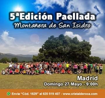 QUEDADA: 5ª EDICIÓN PAELLADA MONTAÑERA DE SAN I...