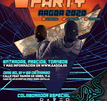 EVENTO: 5TA LAN PARTY AAGOA