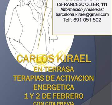 TERAPIA: ACTIVACION ENERGETICA