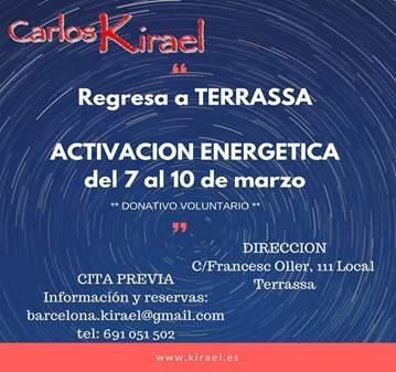 SESIÓN: ACTIVACION ENERGETICA