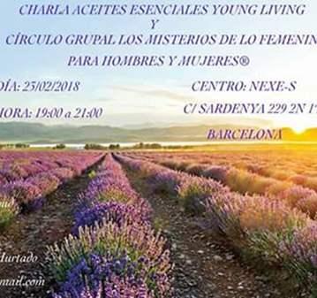 SESIÓN: AE YOUNG LIVING Y CIRCULO GRUPAL DEL MÉ...