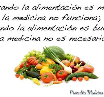 CONFERENCIA: ALIMENTACIÓN SALUDABLE CONSCIENTE