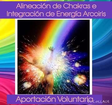 SESIÓN: ALINEACIÓN DE CHAKRAS INTEGRACIÓN ENERG...