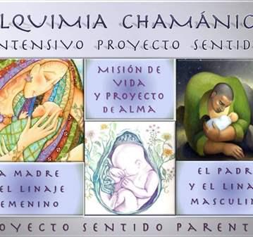 TALLER: ALQUIMIA CHAMÁNICA: MISIÓN DE VIDA Y PR...