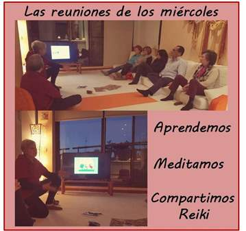 LAS REUNIONES DE LOS MIÉRCOLES