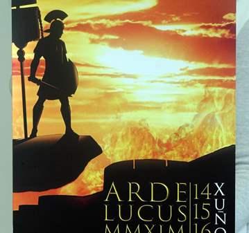 EVENTO: ARDE LUCUS 2019