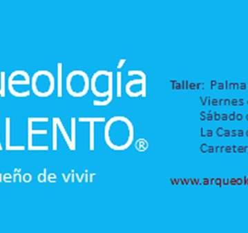 TALLER: ARQUEOLOGÍA DEL TALENTO