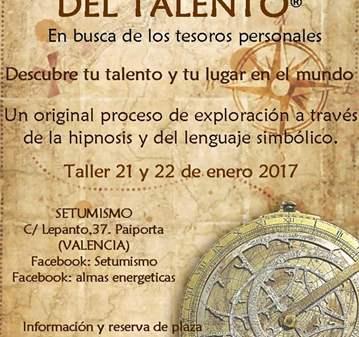 TALLER: ARQUEOLOGIA DEL TALENTO -DESCUBRE TU TA...