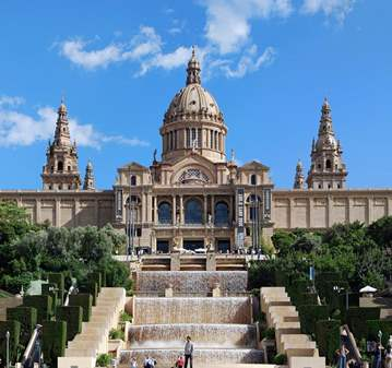 RUTA: ART BARCELONA- MUSEO NACIONAL DE ARTE DE ...