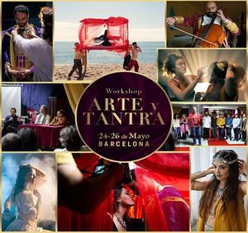 TALLER: ARTE Y TANTRA