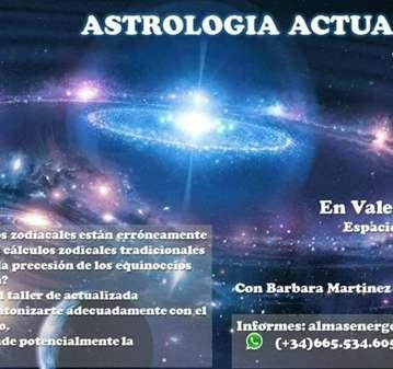CURSO: ASTROLOGIA ACTUALIZADA