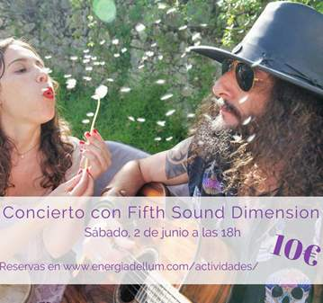 CONCIERTO CON FIFTH SOUND DIMENSION