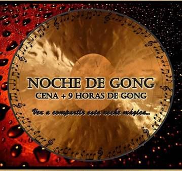 CONCIERTO: NOCHE DE GONG + CENA