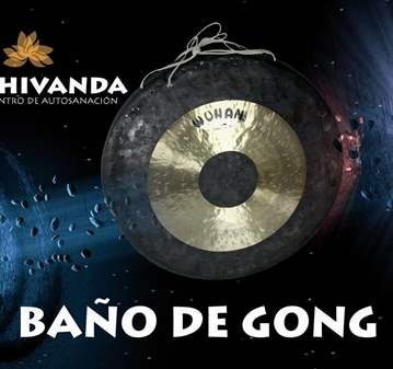 CONCIERTO: BAÑO DE GONG-CONCIERTO MEDITATIVO