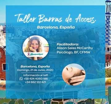 TALLER: BARRAS DE ACCES